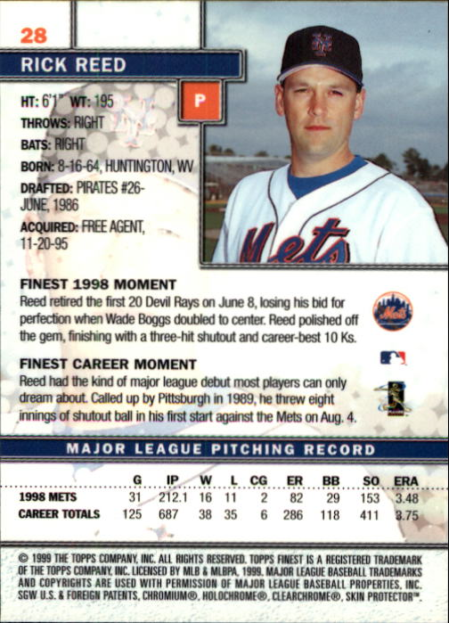 1999-Finest-Baseball-1-279-Finish-Your-Set-GOTBASEBALLCARDS thumbnail 57