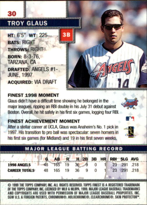 1999-Finest-Baseball-1-279-Finish-Your-Set-GOTBASEBALLCARDS thumbnail 61