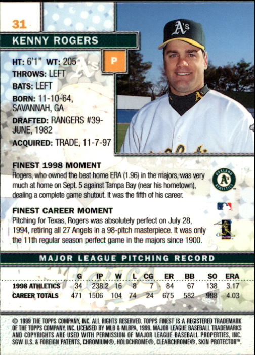 1999-Finest-Baseball-1-279-Finish-Your-Set-GOTBASEBALLCARDS thumbnail 63