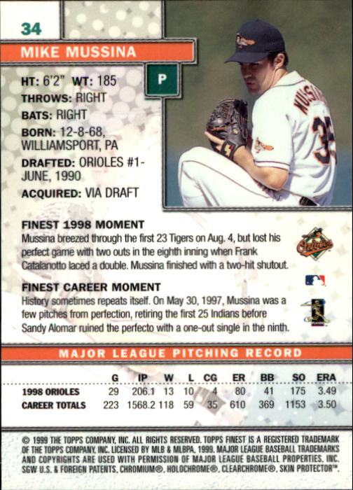 1999-Finest-Baseball-1-279-Finish-Your-Set-GOTBASEBALLCARDS thumbnail 69