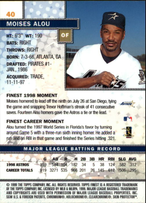 1999-Finest-Baseball-1-279-Finish-Your-Set-GOTBASEBALLCARDS thumbnail 81