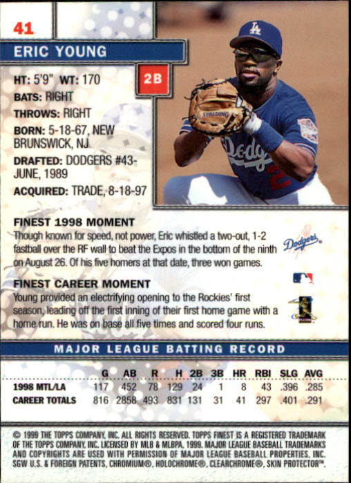 1999-Finest-Baseball-1-279-Finish-Your-Set-GOTBASEBALLCARDS thumbnail 83