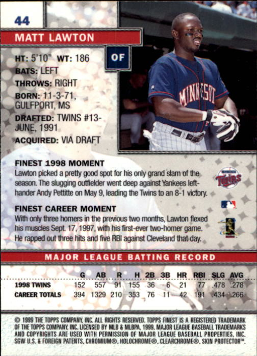 1999-Finest-Baseball-1-279-Finish-Your-Set-GOTBASEBALLCARDS thumbnail 89