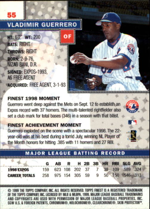 1999-Finest-Baseball-1-279-Finish-Your-Set-GOTBASEBALLCARDS thumbnail 111