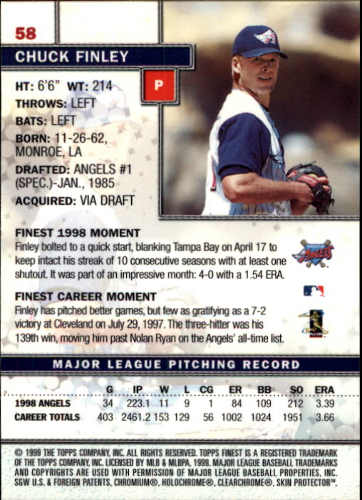 1999-Finest-Baseball-1-279-Finish-Your-Set-GOTBASEBALLCARDS thumbnail 117