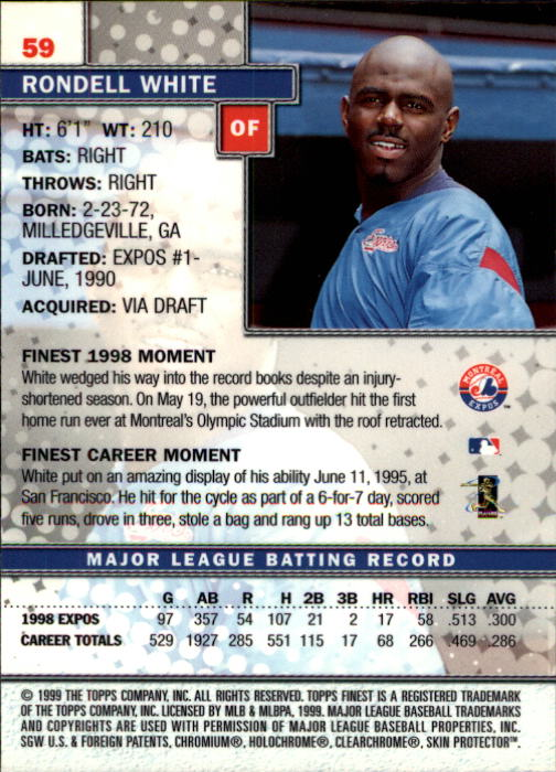 1999-Finest-Baseball-1-279-Finish-Your-Set-GOTBASEBALLCARDS thumbnail 119