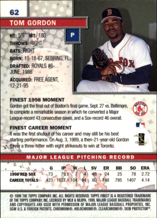 1999-Finest-Baseball-1-279-Finish-Your-Set-GOTBASEBALLCARDS thumbnail 125