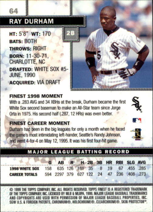 1999-Finest-Baseball-1-279-Finish-Your-Set-GOTBASEBALLCARDS thumbnail 129