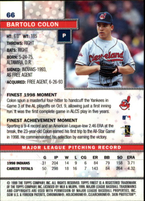 1999-Finest-Baseball-1-279-Finish-Your-Set-GOTBASEBALLCARDS thumbnail 133