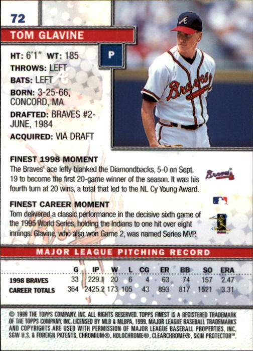 1999-Finest-Baseball-1-279-Finish-Your-Set-GOTBASEBALLCARDS thumbnail 145
