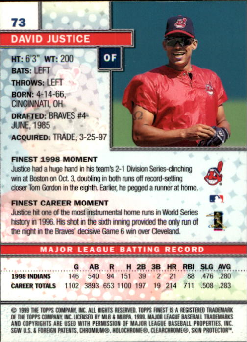1999-Finest-Baseball-1-279-Finish-Your-Set-GOTBASEBALLCARDS thumbnail 147