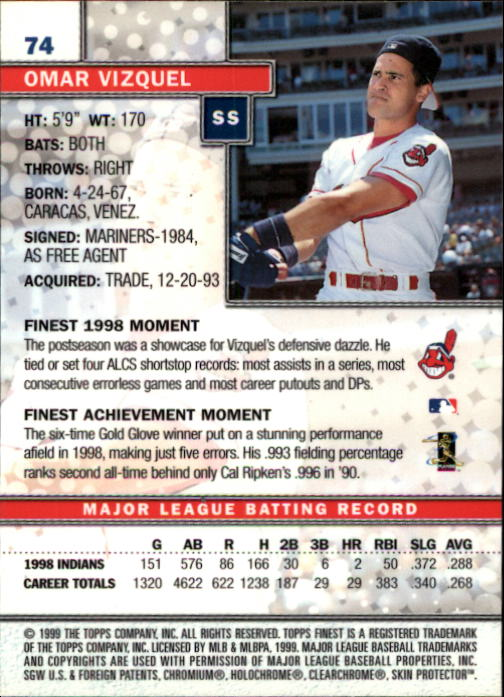 1999-Finest-Baseball-1-279-Finish-Your-Set-GOTBASEBALLCARDS thumbnail 149