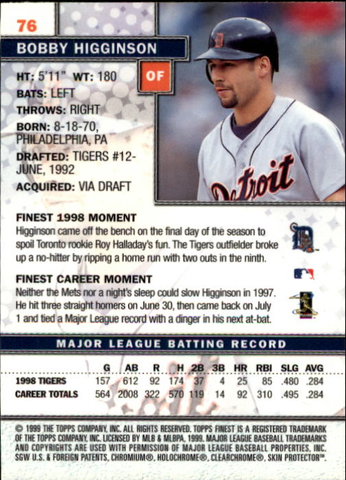 1999-Finest-Baseball-1-279-Finish-Your-Set-GOTBASEBALLCARDS thumbnail 153