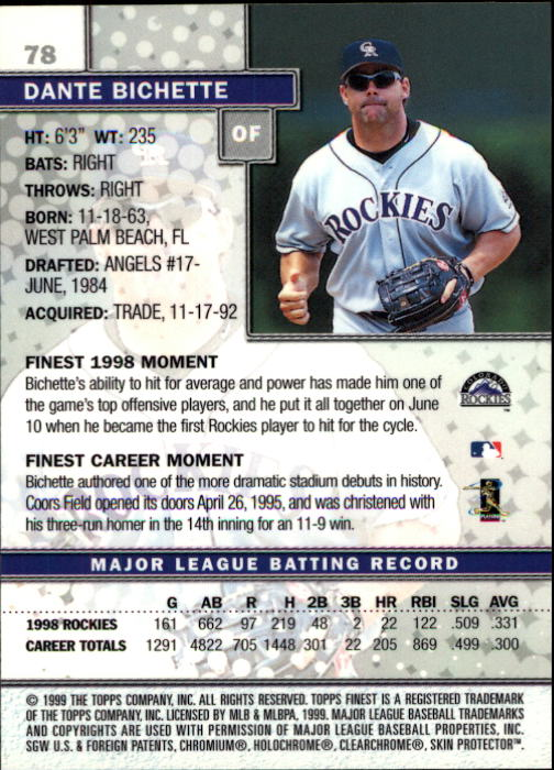 1999-Finest-Baseball-1-279-Finish-Your-Set-GOTBASEBALLCARDS thumbnail 157