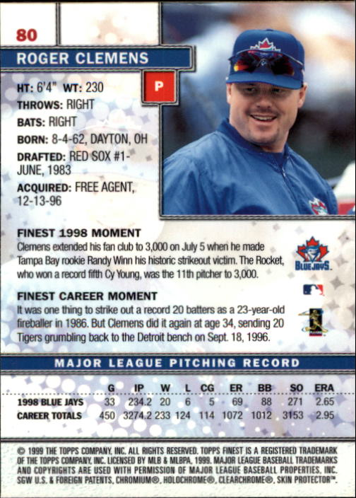 1999-Finest-Baseball-1-279-Finish-Your-Set-GOTBASEBALLCARDS thumbnail 161