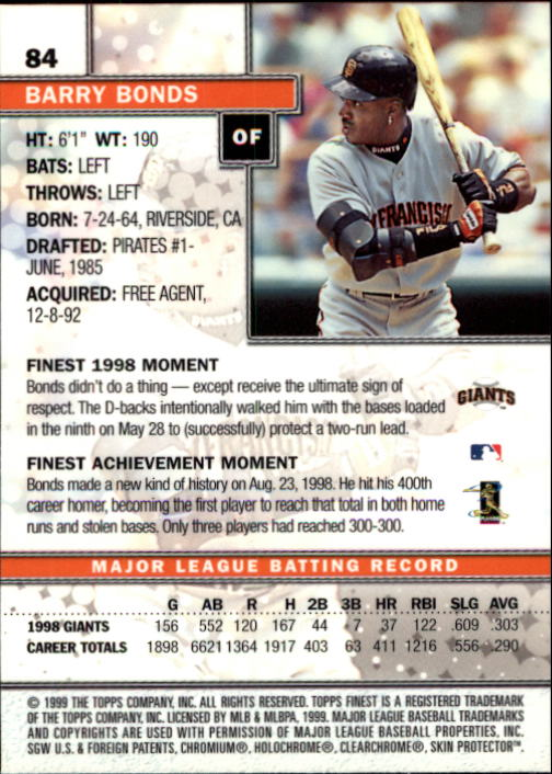 1999-Finest-Baseball-1-279-Finish-Your-Set-GOTBASEBALLCARDS thumbnail 169