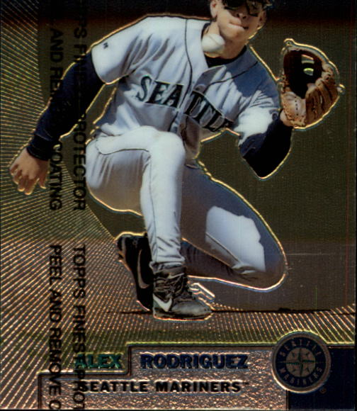 1999 Finest #85 Alex Rodriguez