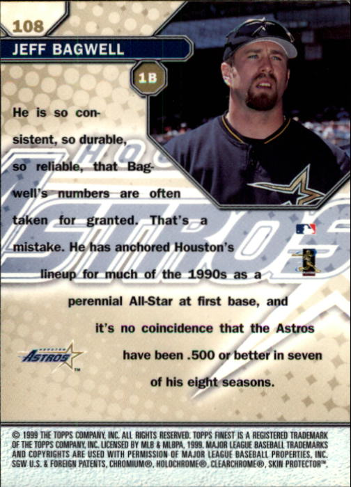 1999-Finest-Baseball-1-279-Finish-Your-Set-GOTBASEBALLCARDS thumbnail 203