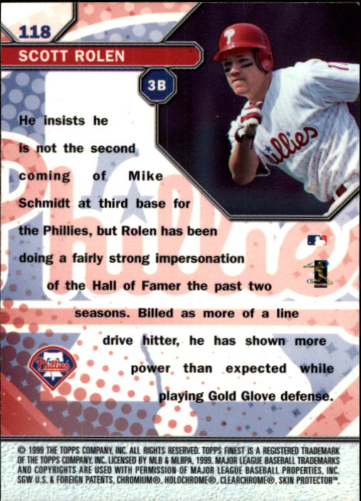 1999-Finest-Baseball-1-279-Finish-Your-Set-GOTBASEBALLCARDS thumbnail 213
