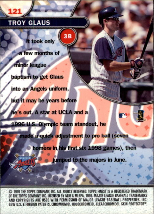 1999-Finest-Baseball-1-279-Finish-Your-Set-GOTBASEBALLCARDS thumbnail 215