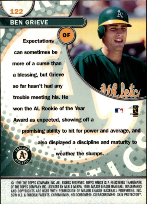 1999-Finest-Baseball-1-279-Finish-Your-Set-GOTBASEBALLCARDS thumbnail 217