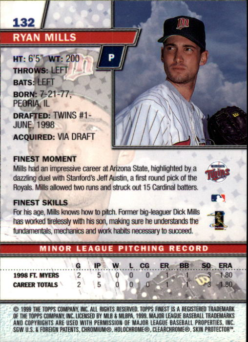 1999-Finest-Baseball-1-279-Finish-Your-Set-GOTBASEBALLCARDS thumbnail 232