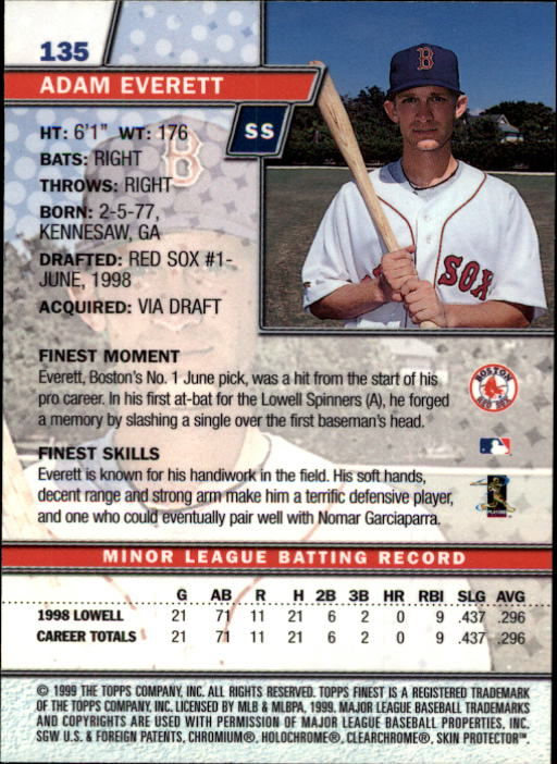 1999-Finest-Baseball-1-279-Finish-Your-Set-GOTBASEBALLCARDS thumbnail 236