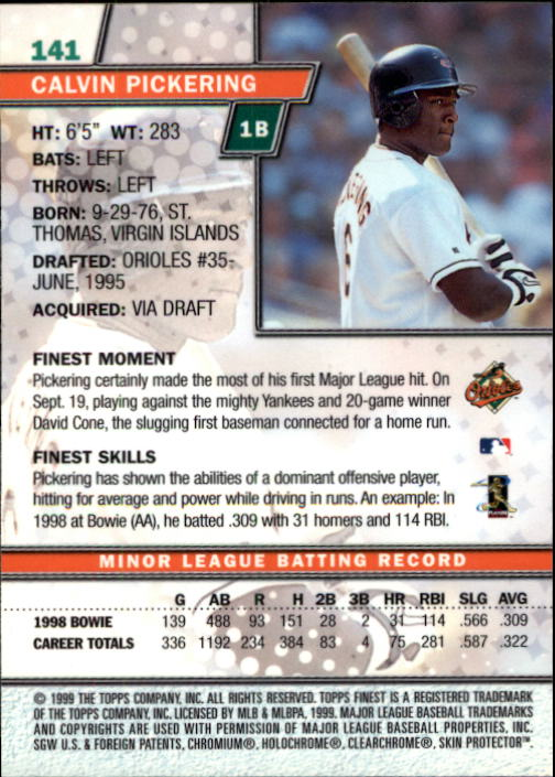 1999-Finest-Baseball-1-279-Finish-Your-Set-GOTBASEBALLCARDS thumbnail 242