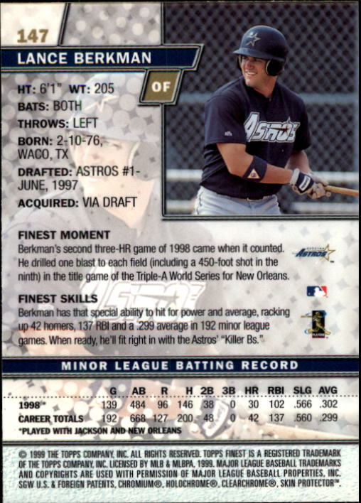 1999-Finest-Baseball-1-279-Finish-Your-Set-GOTBASEBALLCARDS thumbnail 250