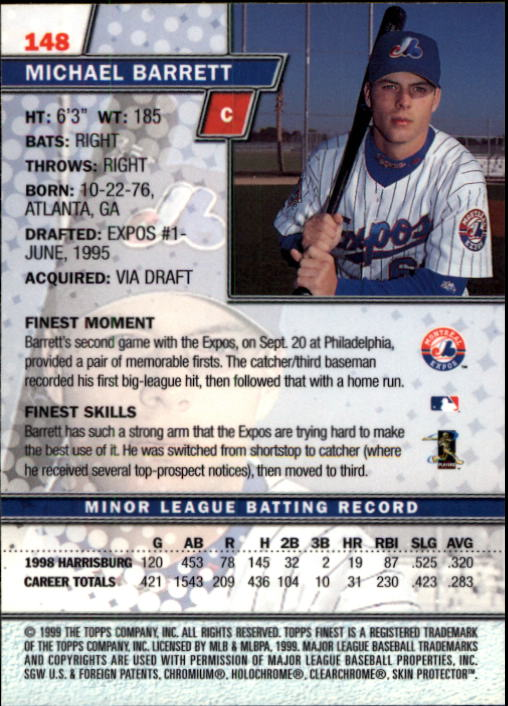 1999-Finest-Baseball-1-279-Finish-Your-Set-GOTBASEBALLCARDS thumbnail 252