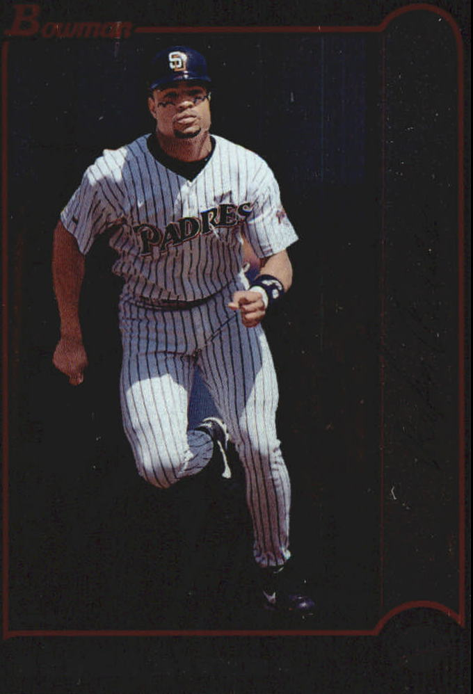 1999 Bowman International #3 Ruben Rivera
