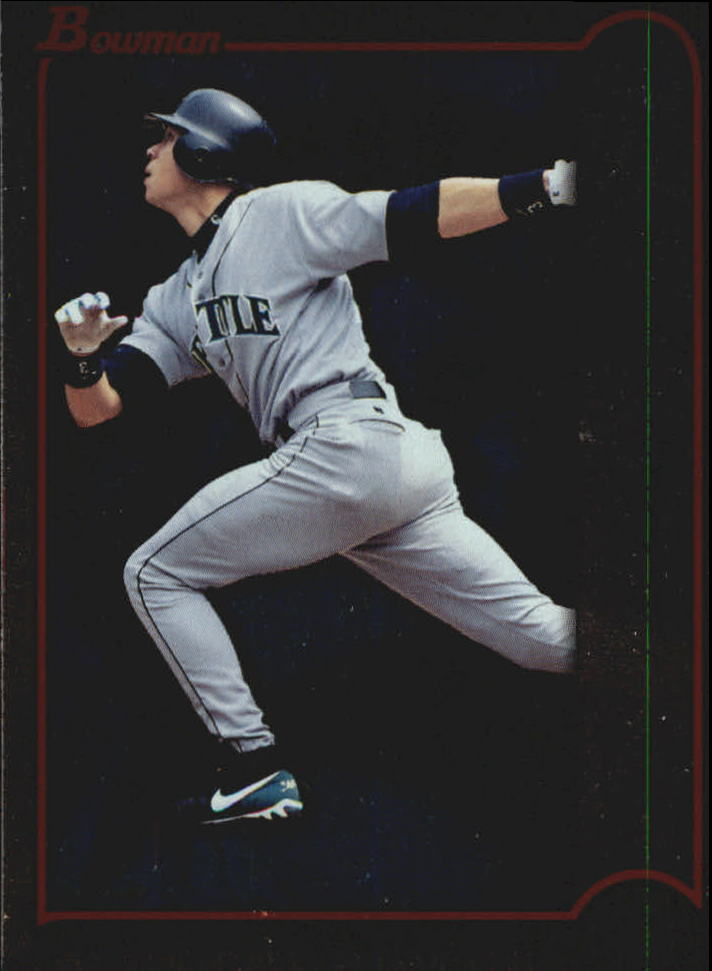 1999 Bowman International #265 Alex Rodriguez