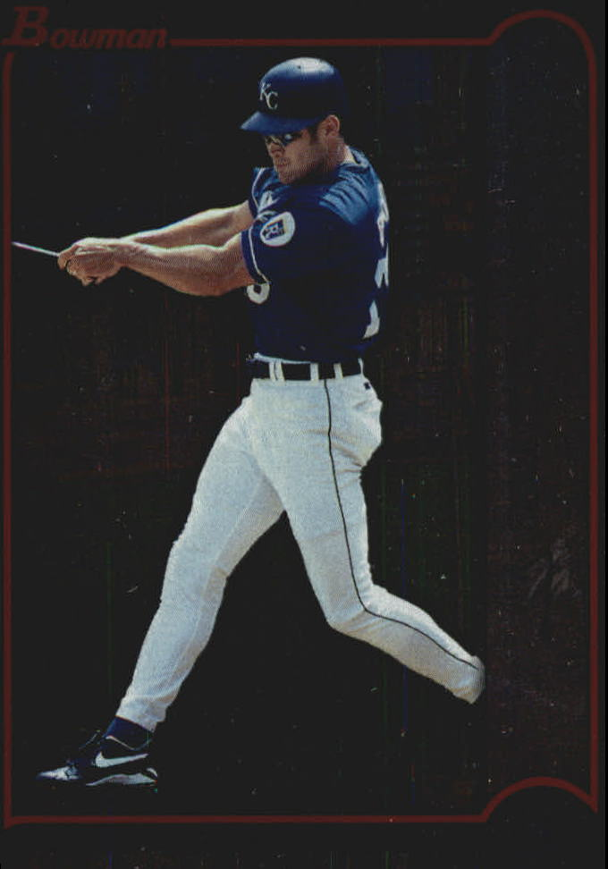 1999 Bowman International #274 Johnny Damon