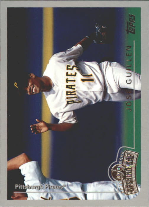 1999 Topps Opening Day #8 Jose Guillen