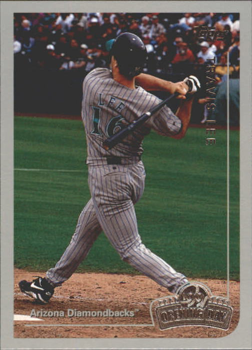 1999 Topps Opening Day #17 Travis Lee