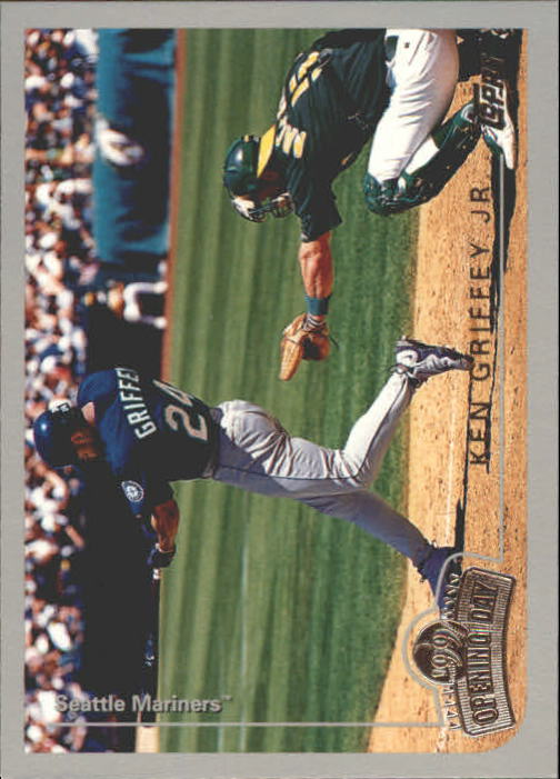 1999 Topps Opening Day #58 Ken Griffey Jr.
