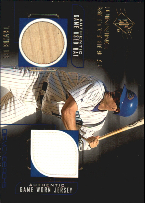 1999 SPx Winning Materials #TL Travis Lee