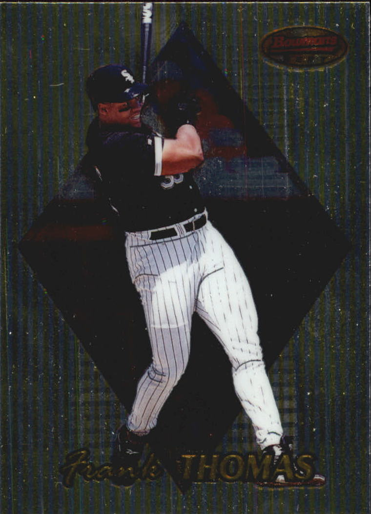 1999 Bowman's Best #20 Frank Thomas