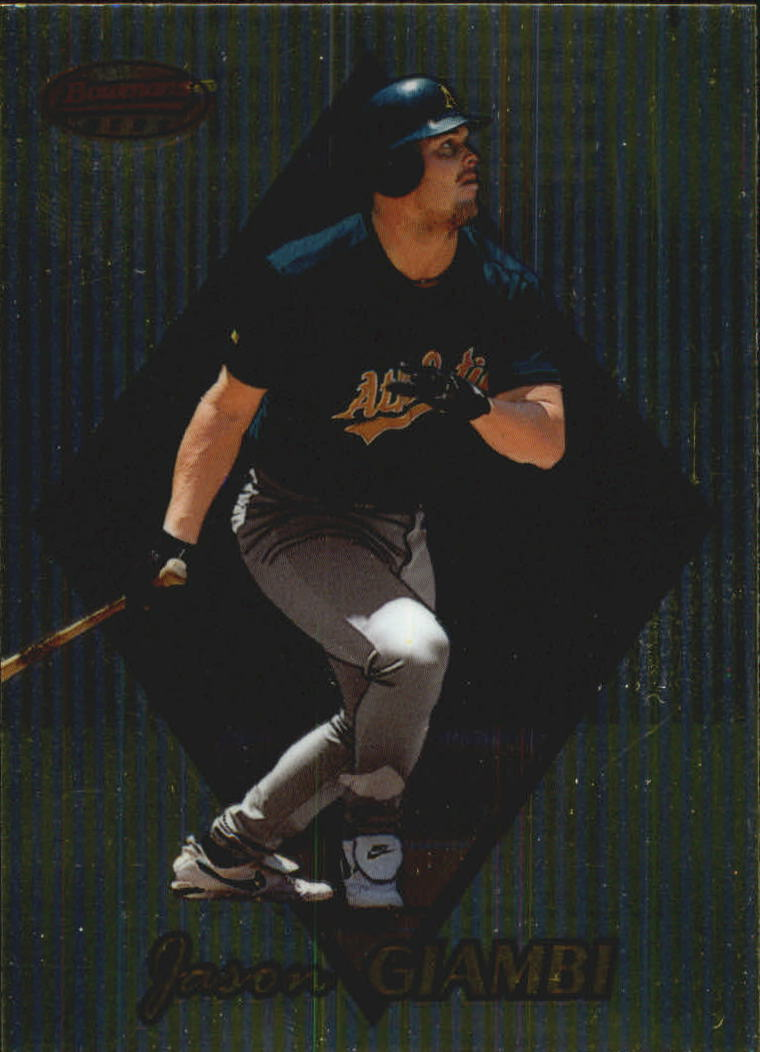 1999 Bowman's Best #24 Jason Giambi