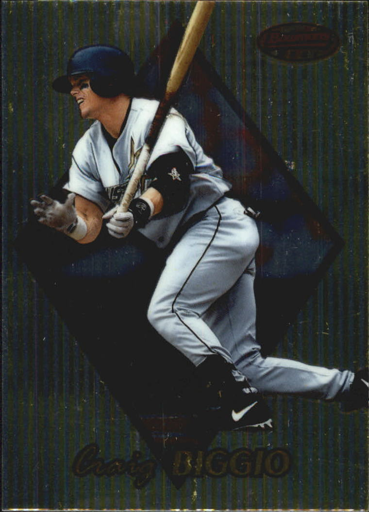 1999 Bowman's Best #25 Craig Biggio