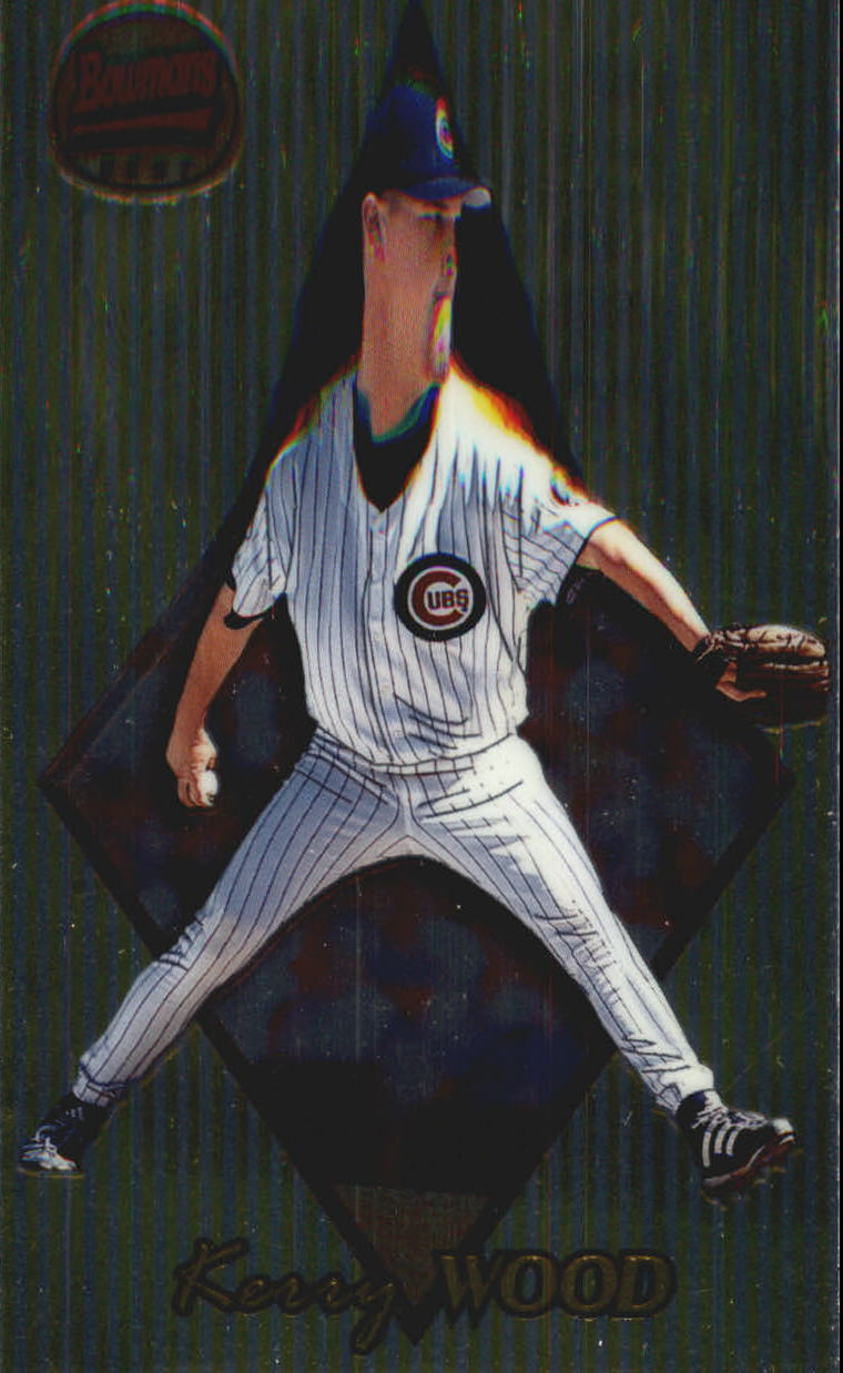 1999 Bowman's Best #26 Kerry Wood