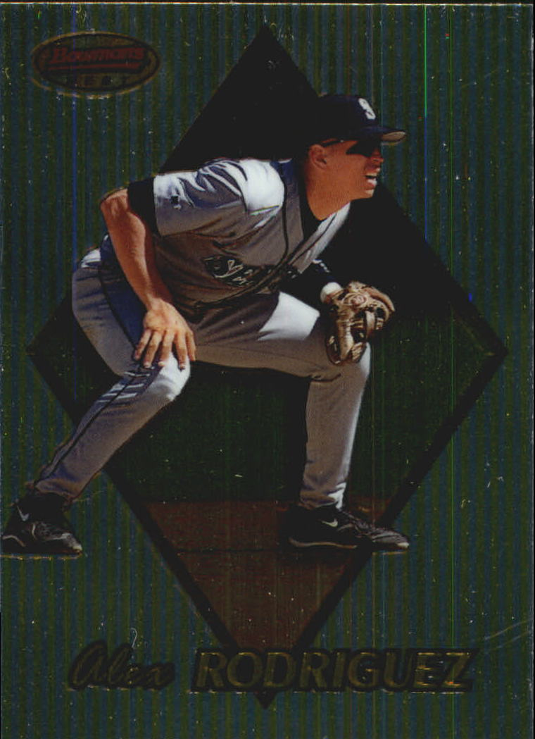 1999 Bowman's Best #50 Alex Rodriguez