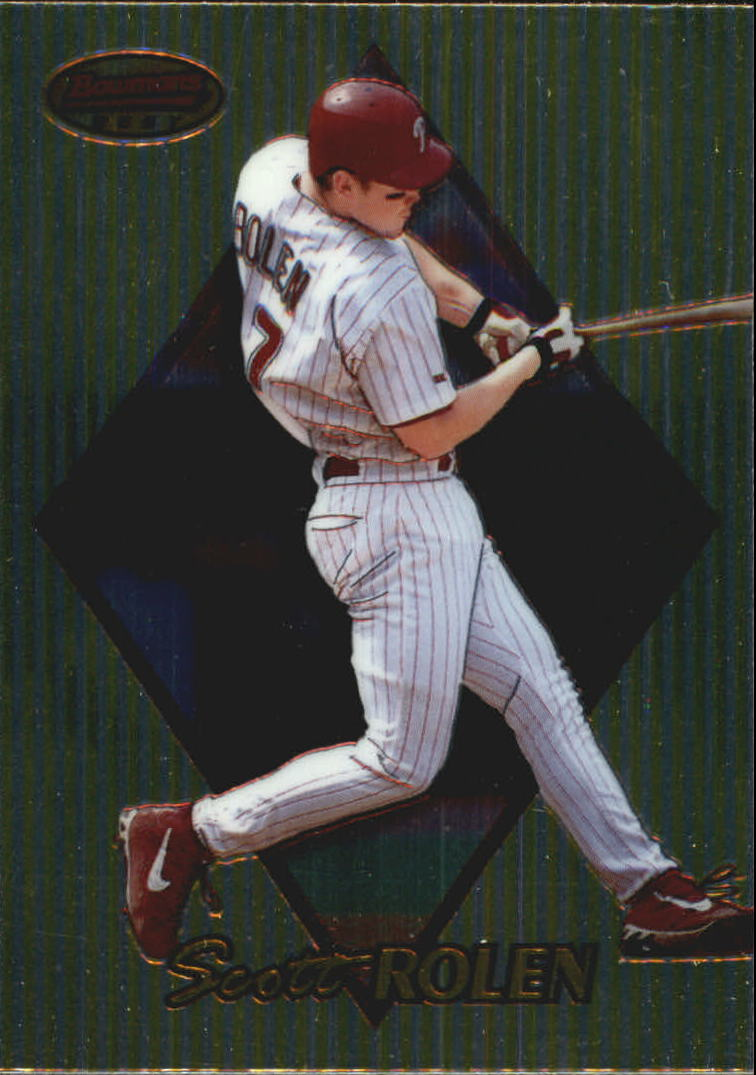 1999 Bowman's Best #55 Scott Rolen
