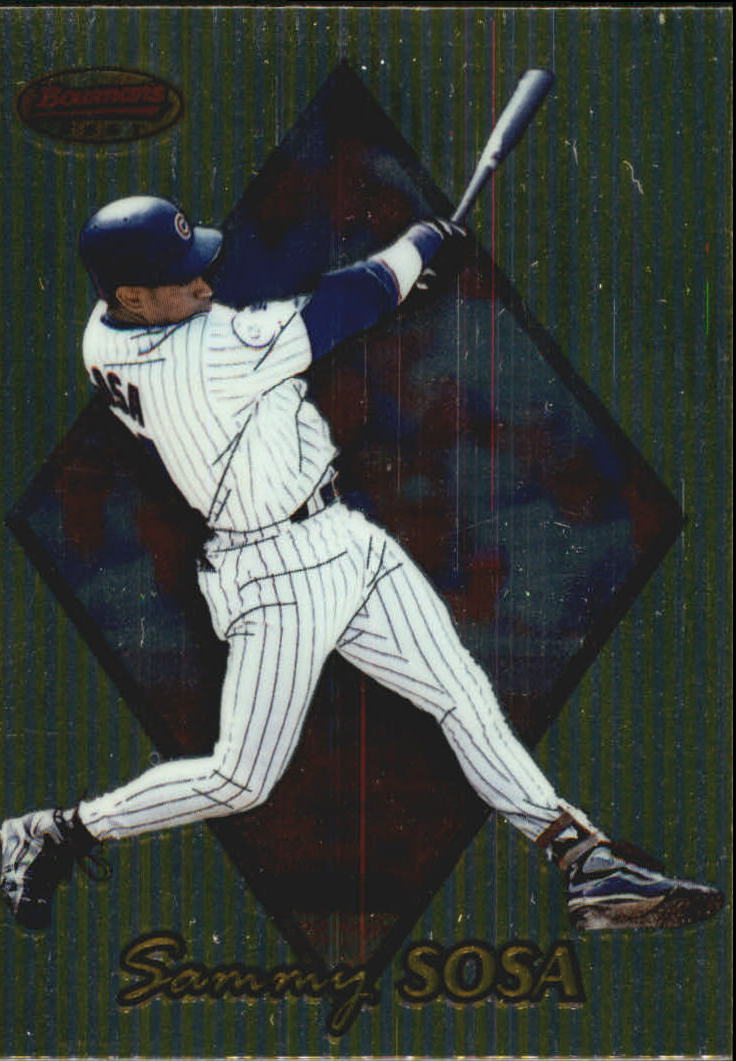 1999 Bowman's Best #66 Sammy Sosa