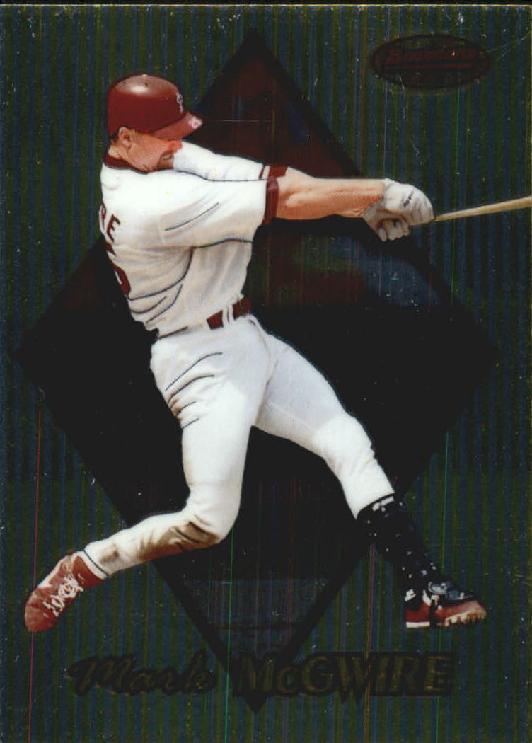 1999 Bowman's Best #70 Mark McGwire