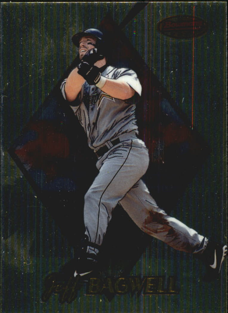 1999 Bowman's Best #82 Jeff Bagwell