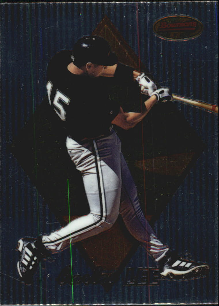1999 Bowman's Best #123 Carlos Lee