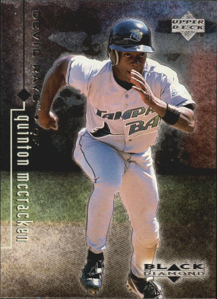 1999 Black Diamond #83 Quinton McCracken