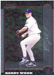 1999 Bowman Chrome #2 Kerry Wood