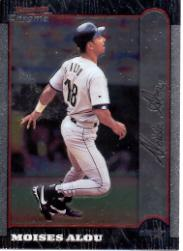 1999 Bowman Chrome #8 Moises Alou